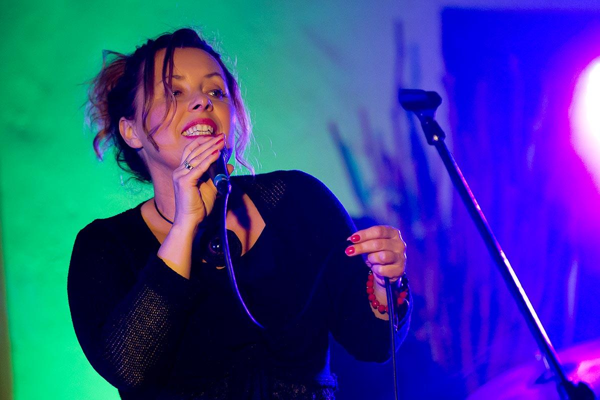 """Koncert: Katarzyna Cygan & Band, """"Pocztówka z Krakowa"""""""